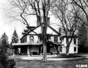 William Penn Inn in the 1890s