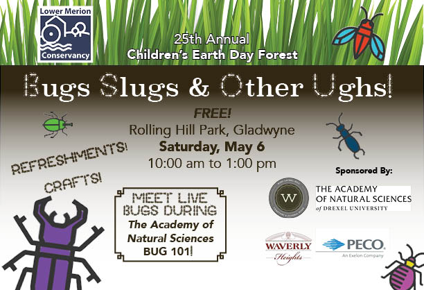 Annual Children's Earth Day Forest @ Conservancy Cottage | Gladwyne | Pennsylvania | United States