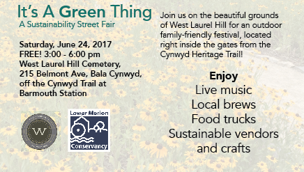 "It's a Green Thing! Sustainability ""Street"" Fair @ West Laurel Hill 